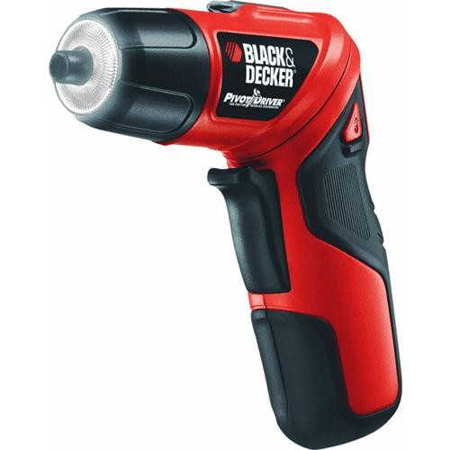 Black & Decker Black & Decker 4.0V MAX Lithium-Ion Cordless Screwdriver