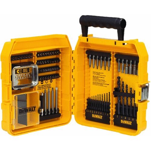 Black & Decker/DWLT DeWalt 80-Piece Drill and Drive Set