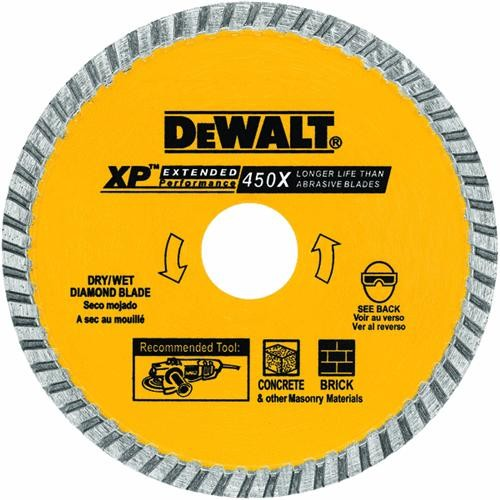 Black & Decker/DWLT Full Rim Diamond Blade