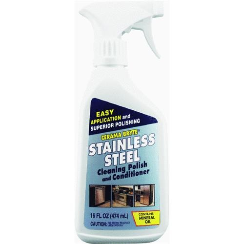 Blue Ribbon Prod. Cerma Bryte Stainless Steel Cleaner Polish