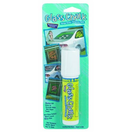 Carchalk Inc. Glass Chalk Sponge Marker