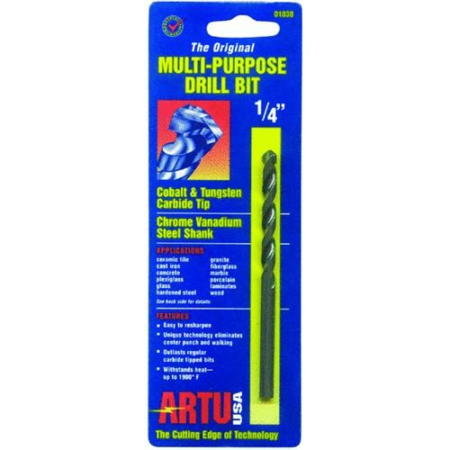 Artu USA Inc ARTU Multi-Purpose Drill Bit