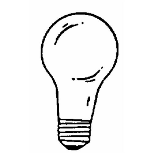 Camco Mfg. Inc./RV RV/Marine 12V Screw Base Household Bulbs