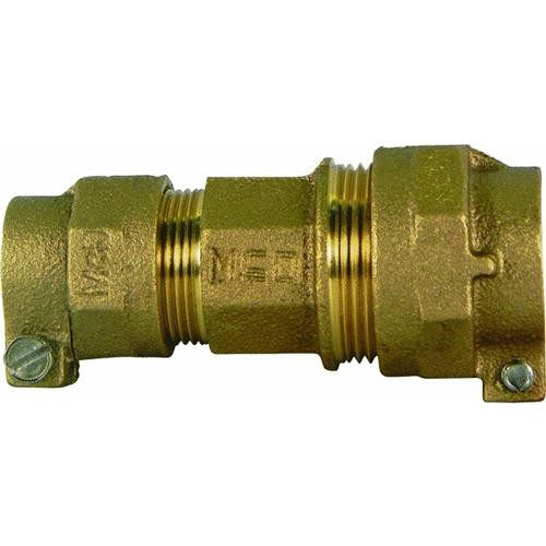 AY McDonald Polyethylene Pipe Connector (CTS X CTS)