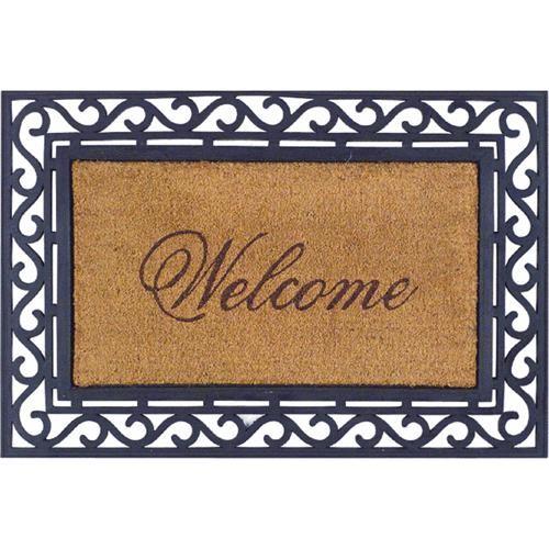 Bacova Guild Koko Framed Welcome Door Mat