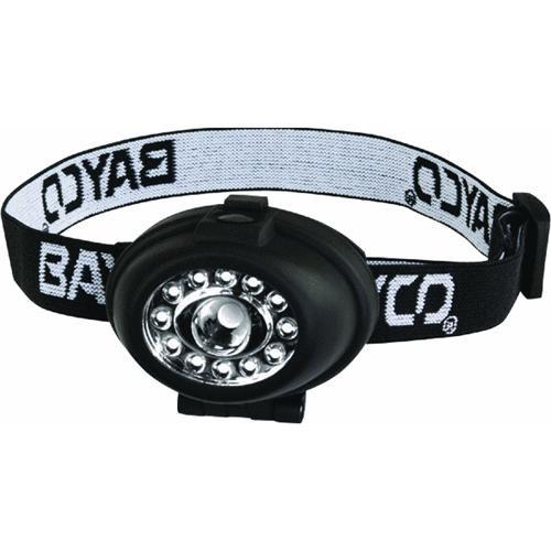 Bayco LED Nightstick Headlamp