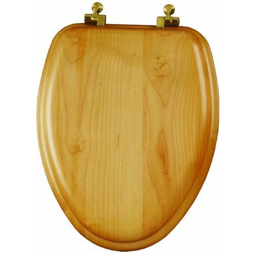 Bemis/Mayfair Veneer Elongated Toilet Seat