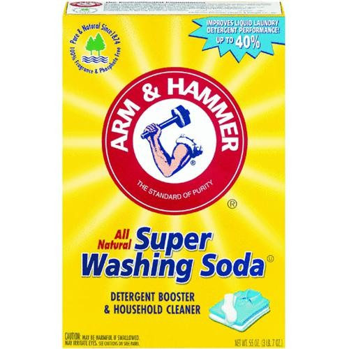 Church & Dwight Co Arm & Hammer Super Washing Soda Laundry Booster