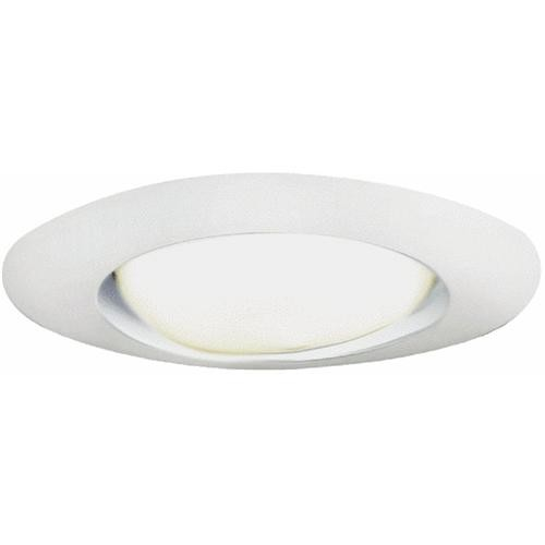 Cooper Lighting White Halo Recessed Fixture Trim