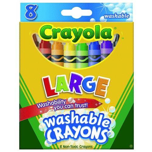 Crayola L L C Washable Crayons