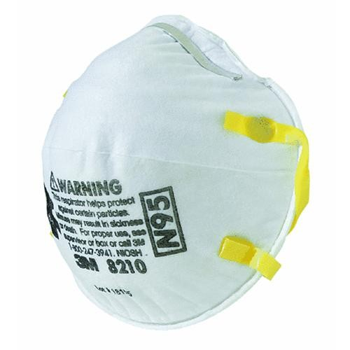 3M Sanding And Fiberglass Insulation Respirator