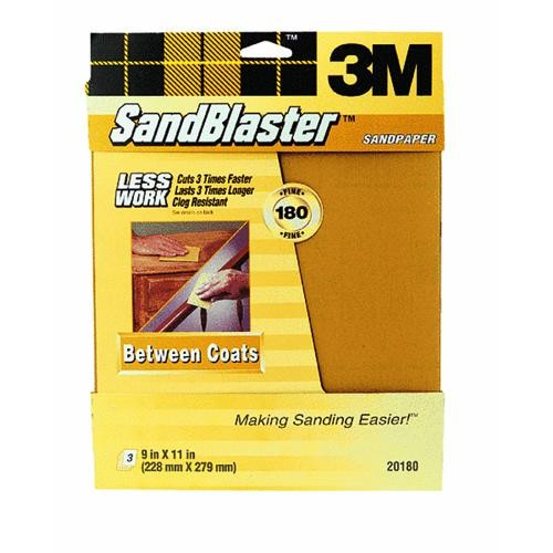 3M 3M SandBlaster Between Coats Sandpaper