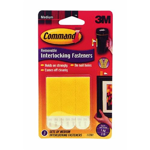 3M Command Picture Hanging Interlocking Fastener