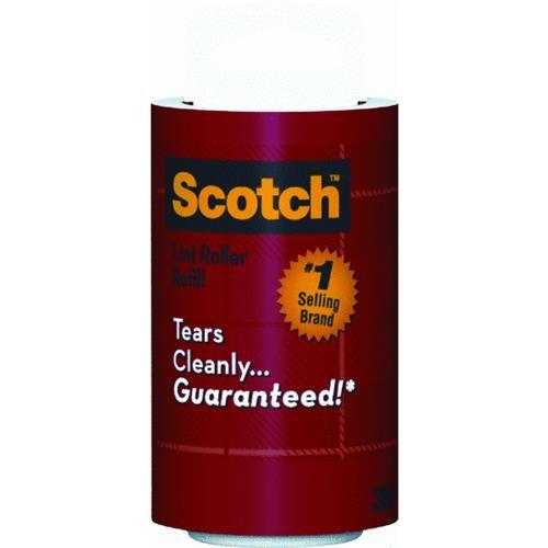 3M Scotch Lint Roller Refill