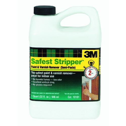 3M Safest Stripper Paint And Varnish Remover