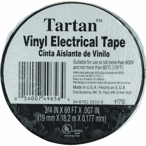 3M Vinyl Plastic Electrical Tape