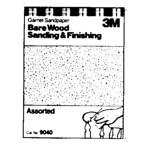 3M Wood Sanding