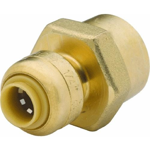 Cash Acme Sharkbite Brass Male Adapter (Push x Male Pipe)
