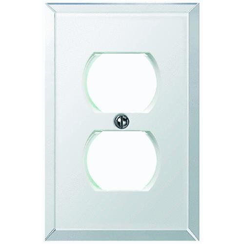 AmerTac Westek Amerelle Acrylic Outlet Wall Plate