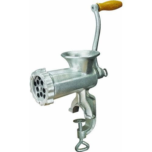 Weston Products Deluxe Manual Heavy-Duty Meat Grinder (Tinned)