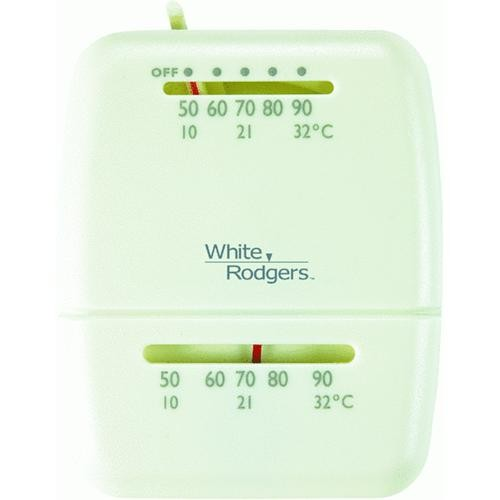 White-Rodgers/Emerson Economy Mechanical Thermostat