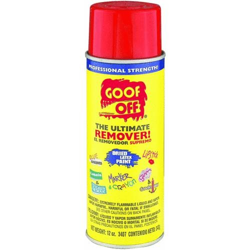 William Barr GooF Off Dried Paint Remover