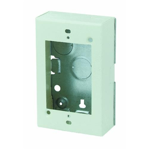 Wiremold Steel Outlet Box