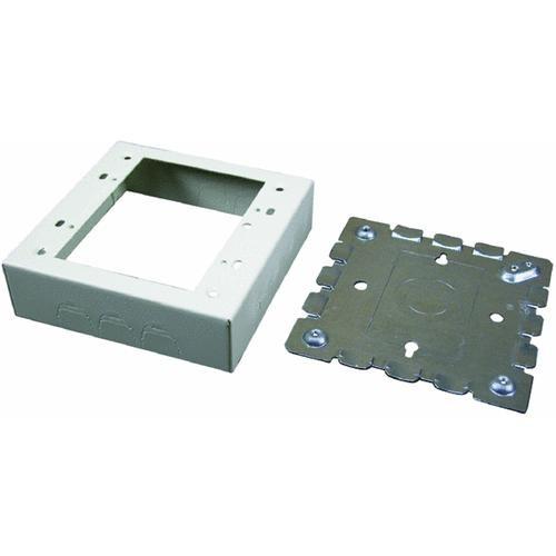 Wiremold 2-Gang Box