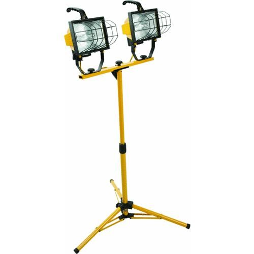Woods Ind. 1000W Halogen Tripod Work Light