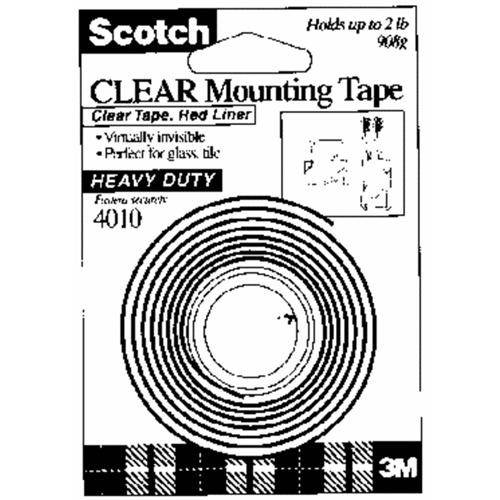 3M Scotch Clear Mounting Tape