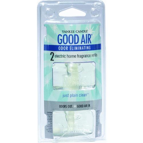 Yankee Candle Co Good Air 2-Pack Air Freshener Refill