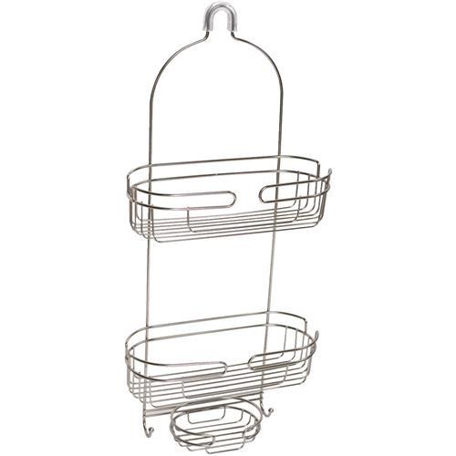 Zenith Prod. Zenith Stainless Steel Basket Shower Caddy