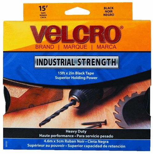 Velcro USA VELCRO brand Water Resistant Adhesive Backing Hook & Loop Tape