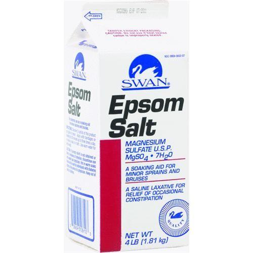 Vi-Jon Inc Swan Epsom Salt