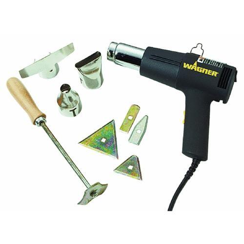 Wagner Spray Tech. 11-Piece Heat Gun Kit