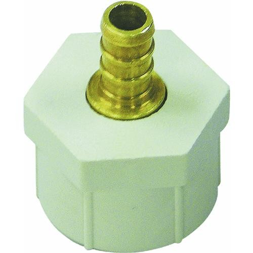 Watts Watts Brass Straight Swivel Adapter