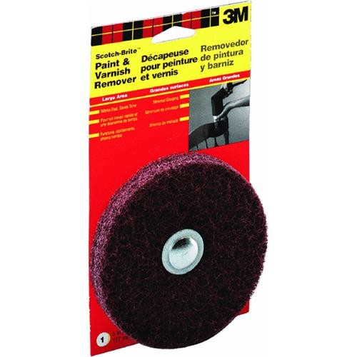 3M 3M Scotch-Brite Varnish and Paint Removal Disc
