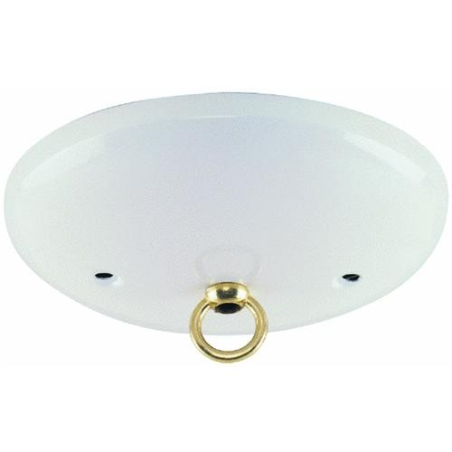 Westinghouse Lightng White Canopy Kit