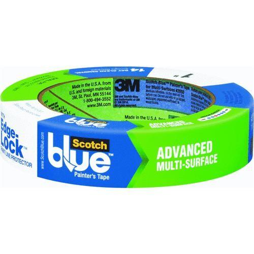 3M 3M Scotch Blue With Edge-Lock Multi-surface Painter's Masking Tape