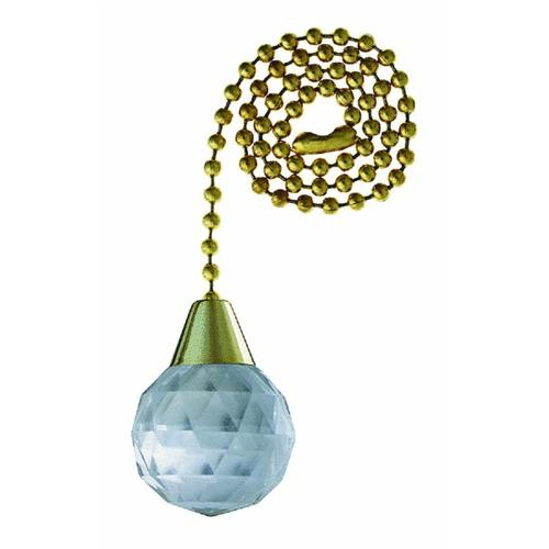 Westinghouse Lightng Westinghouse Pull Chain With Decorative Sphere