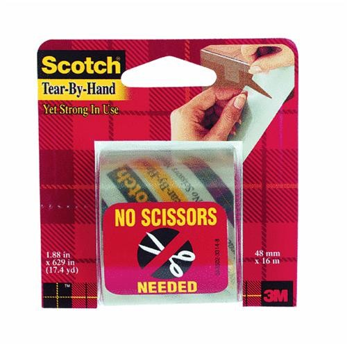 3M Scotch Hand Tearable Packaging Tape