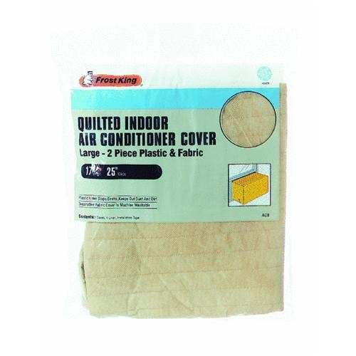 Thermwell Products Co. Quilted Indoor Air Conditioner Cover