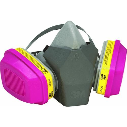 3M Professional Respirator With Drop Down