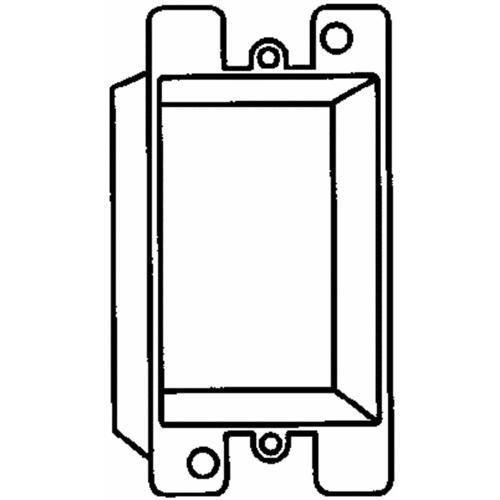Thomas & Betts PVC Outlet Box Extension