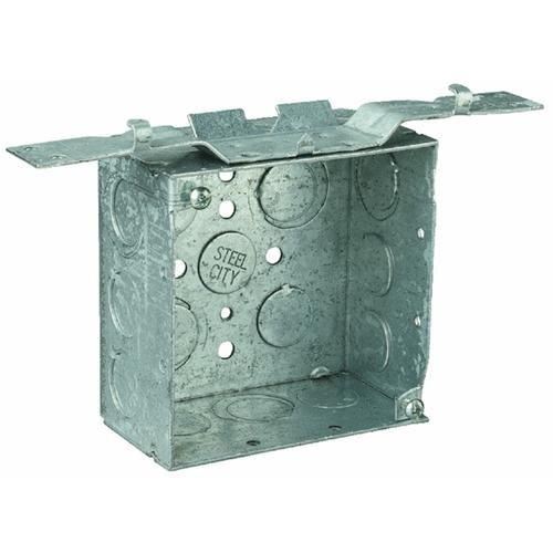Thomas & Betts 2-Gang Square Box
