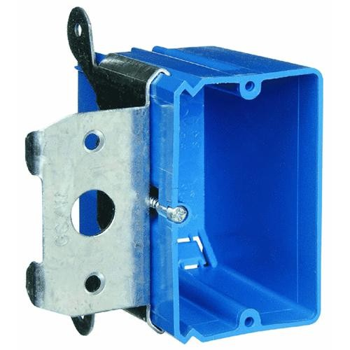 Thomas & Betts Adjustable Outlet Box