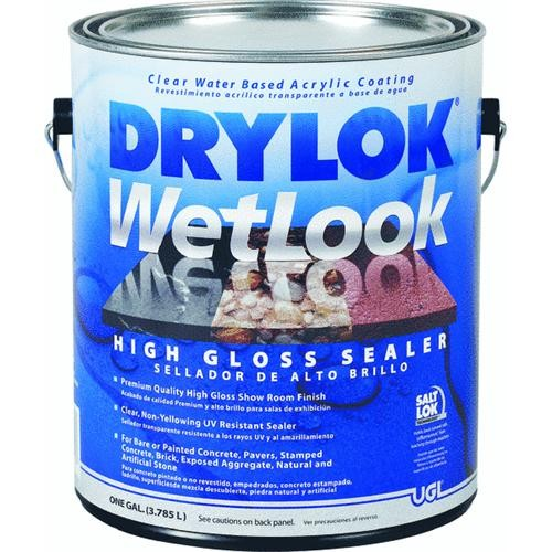 United Gilsonite Lab Drylok Wetlook High Gloss Sealer