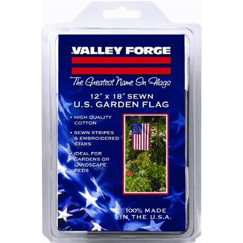 Valley Forge Cotton Garden Flag