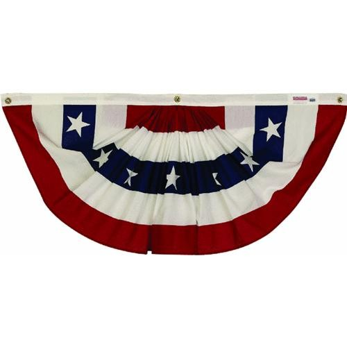 Valley Forge Fan Flag Bunting
