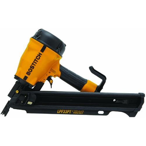 Stanley Bostitch Low Profile Paper Tape Framing Nailer